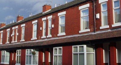 Invest in terraced houses in Greater Manchester